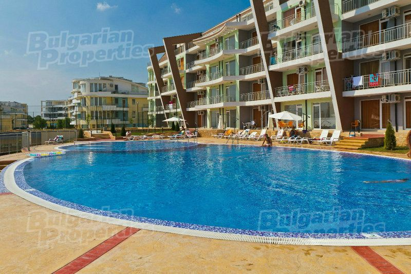Апартаменты на Солнечном берегу, Болгария, 57.82 м2 - фото 1