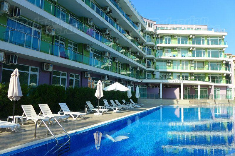 Апартаменты на Солнечном берегу, Болгария, 69 м2 - фото 1