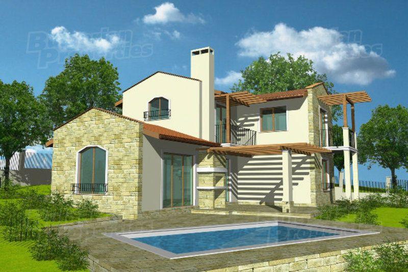 Дом в Варне, Болгария, 590 м2 - фото 1
