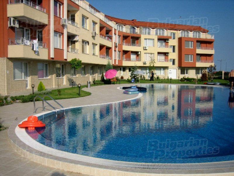 Апартаменты в Варне, Болгария, 45.2 м2 - фото 1