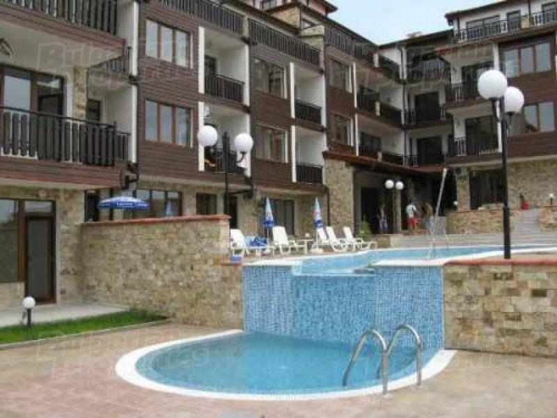 Апартаменты на Солнечном берегу, Болгария, 41.32 м2 - фото 1