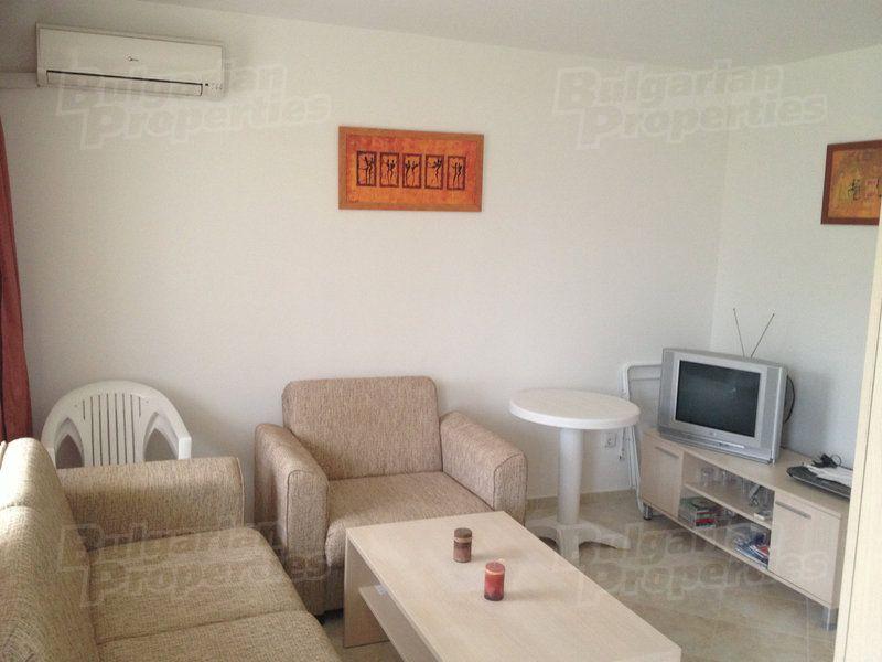 Апартаменты на Солнечном берегу, Болгария, 40.41 м2 - фото 1