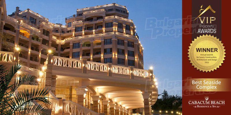Апартаменты на Золотых Песках, Болгария, 90.12 м2 - фото 1
