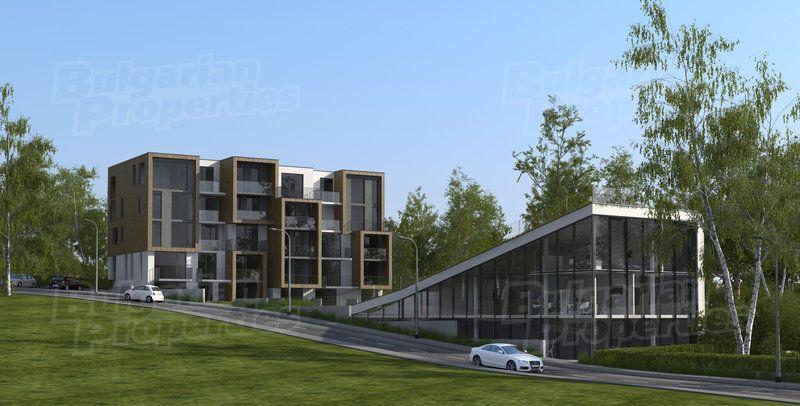 Апартаменты в Варне, Болгария, 35.07 м2 - фото 1
