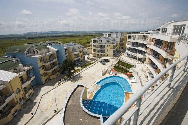 Апартаменты на Солнечном берегу, Болгария, 65.49 м2 - фото 1