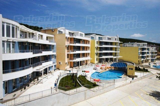 Апартаменты на Солнечном берегу, Болгария, 70.93 м2 - фото 1
