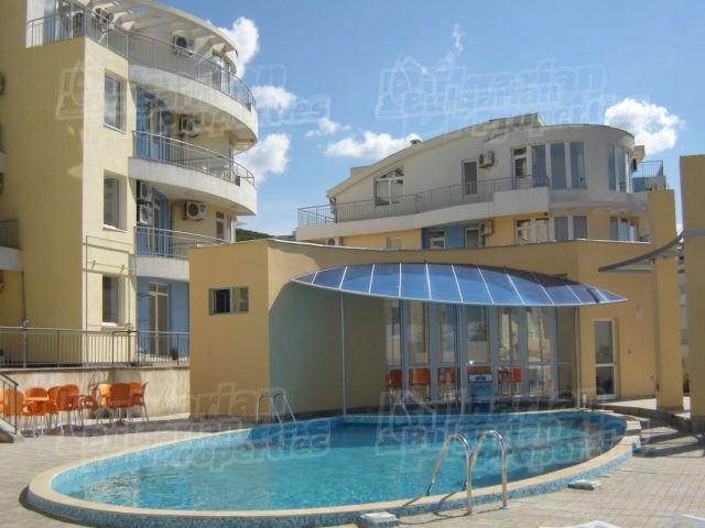 Апартаменты на Солнечном берегу, Болгария, 35.32 м2 - фото 1