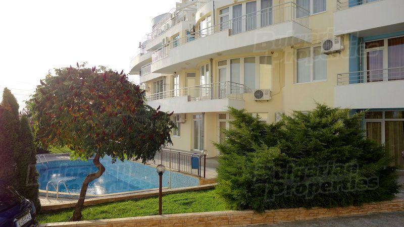 Апартаменты на Солнечном берегу, Болгария, 65.2 м2 - фото 1
