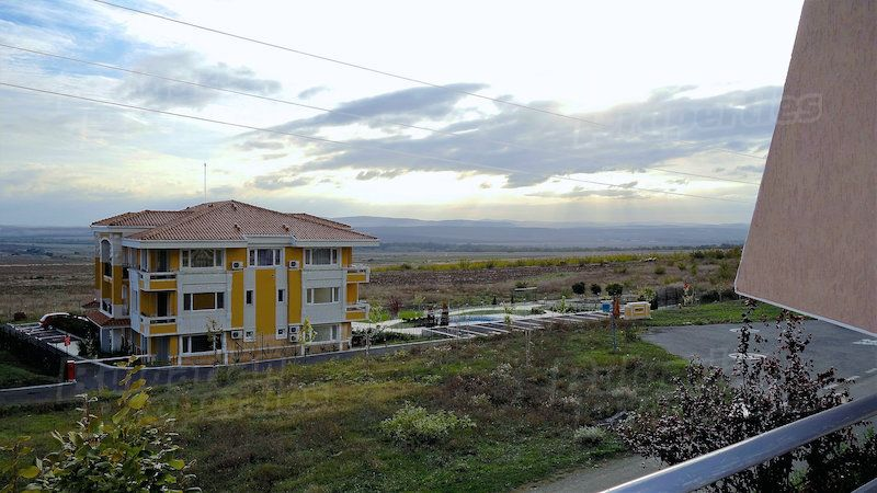 Апартаменты на Солнечном берегу, Болгария, 57.84 м2 - фото 1