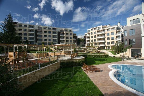 Апартаменты в Варне, Болгария, 107 м2 - фото 1