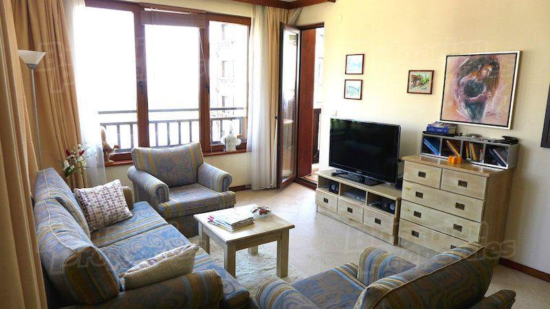Апартаменты в Банско, Болгария, 74.79 м2 - фото 1