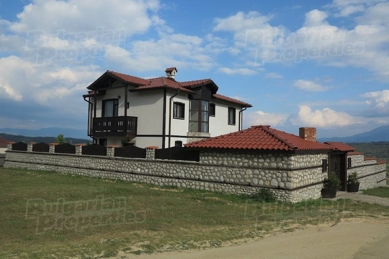 Дом в Банско, Болгария, 900 м2 - фото 1