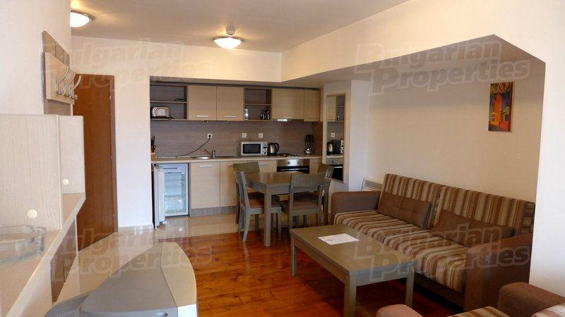 Апартаменты в Банско, Болгария, 63.91 м2 - фото 1