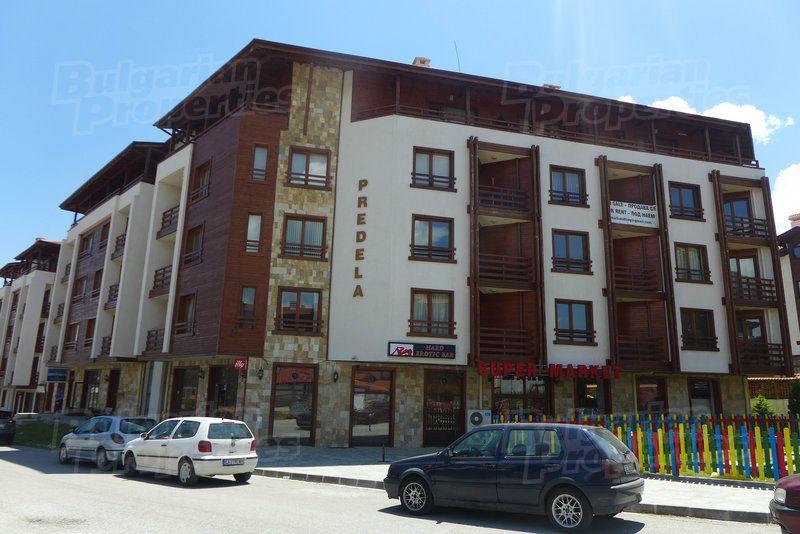 Апартаменты в Банско, Болгария, 77.56 м2 - фото 1