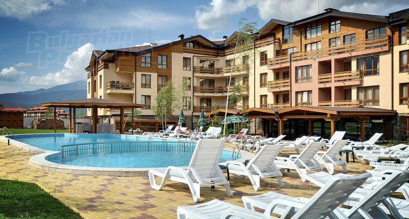 Апартаменты в Банско, Болгария, 58 м2 - фото 1