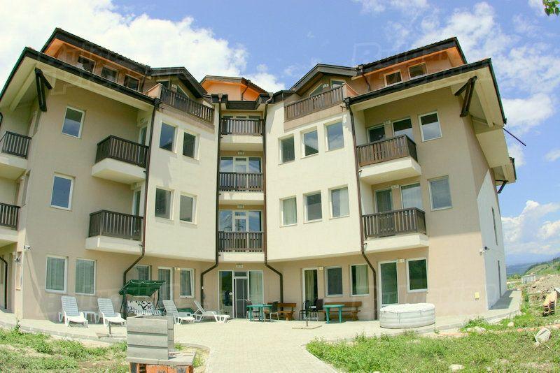 Студия в Банско, Болгария, 42.82 м2 - фото 1