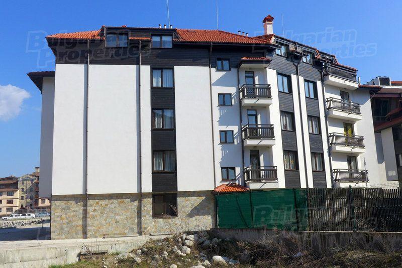 Апартаменты в Банско, Болгария, 24.92 м2 - фото 1