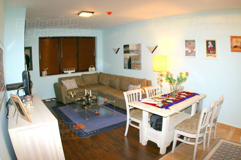 Апартаменты в Банско, Болгария, 61.97 м2 - фото 1