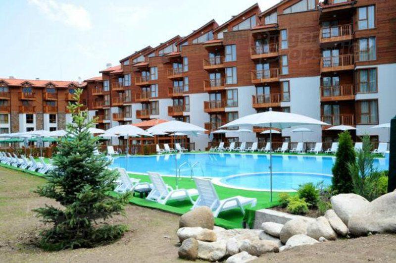 Апартаменты в Банско, Болгария, 60 м2 - фото 1