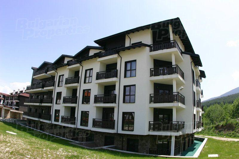 Апартаменты в Банско, Болгария, 77.1 м2 - фото 1