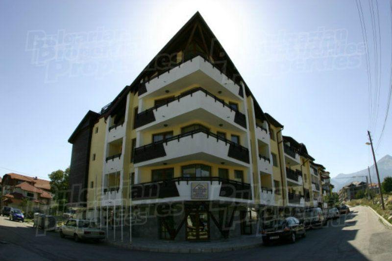 Апартаменты в Банско, Болгария, 51.85 м2 - фото 1
