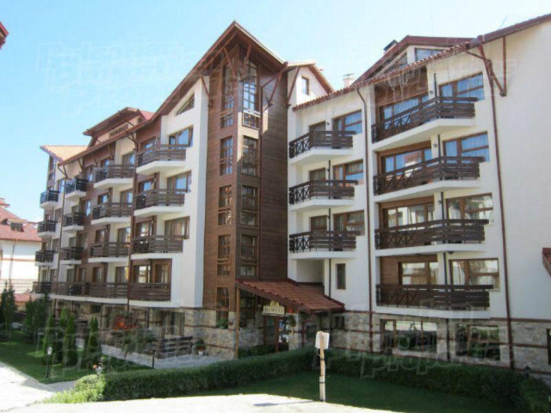 Апартаменты в Банско, Болгария, 44.29 м2 - фото 1