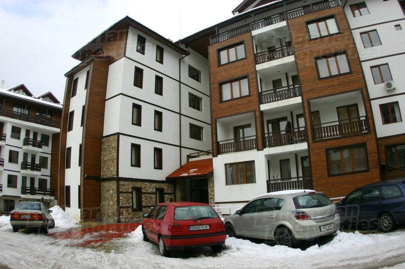 Апартаменты в Банско, Болгария, 56.7 м2 - фото 1