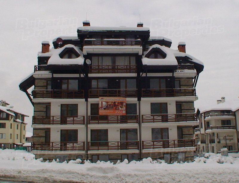 Апартаменты в Банско, Болгария, 34.15 м2 - фото 1