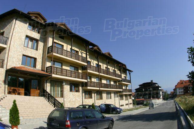 Апартаменты в Банско, Болгария, 80.79 м2 - фото 1
