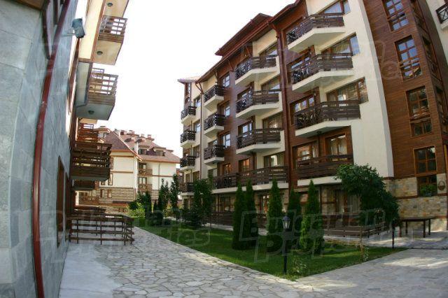 Апартаменты в Банско, Болгария, 44.8 м2 - фото 1