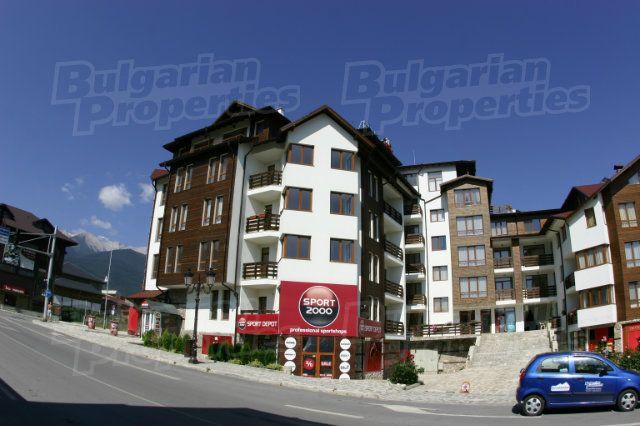 Апартаменты в Банско, Болгария, 79.03 м2 - фото 1