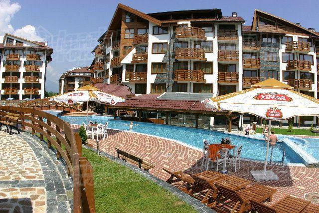 Апартаменты в Банско, Болгария, 56.85 м2 - фото 1
