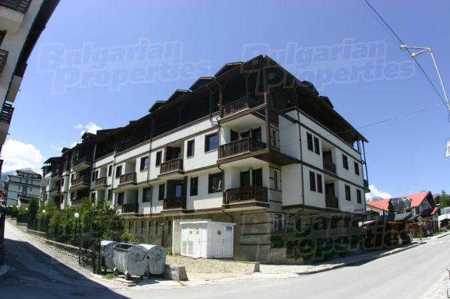 Апартаменты в Банско, Болгария, 77.23 м2 - фото 1