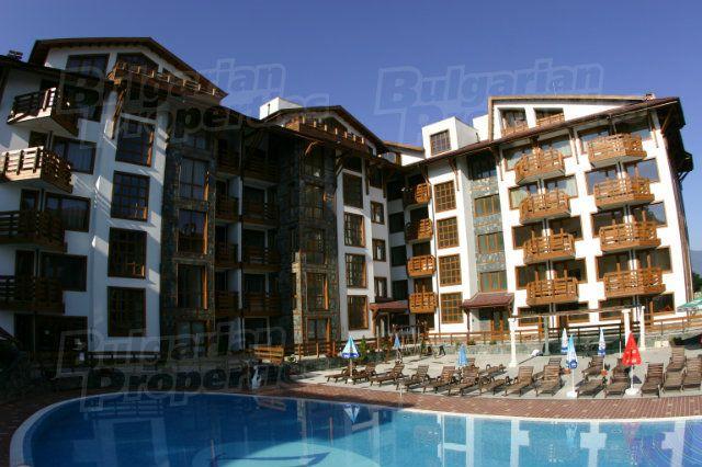 Апартаменты в Банско, Болгария, 57.49 м2 - фото 1