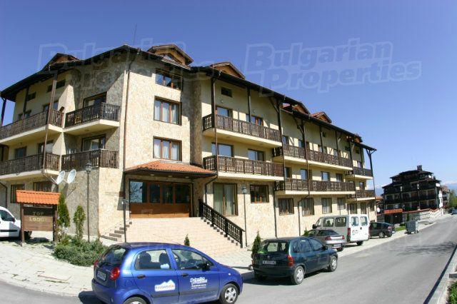 Апартаменты в Банско, Болгария, 116.53 м2 - фото 1