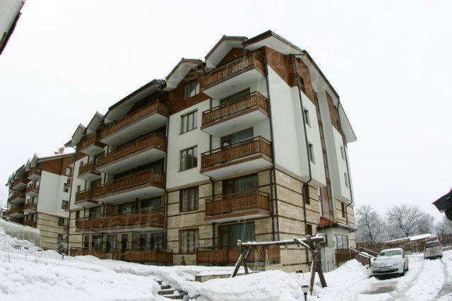 Апартаменты в Банско, Болгария, 69.54 м2 - фото 1