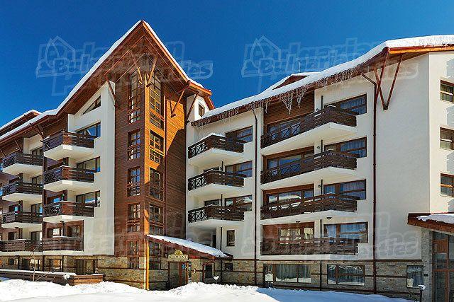 Апартаменты в Банско, Болгария, 48.24 м2 - фото 1