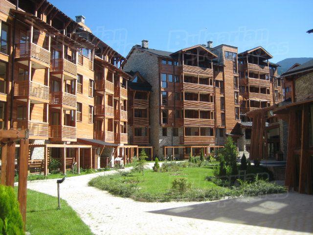 Апартаменты в Банско, Болгария, 56.15 м2 - фото 1
