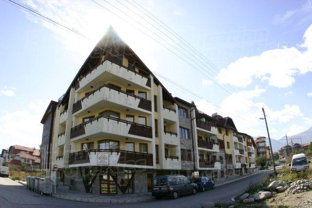 Студия в Банско, Болгария, 44.61 м2 - фото 1