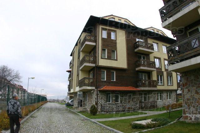 Апартаменты в Банско, Болгария, 56.3 м2 - фото 1