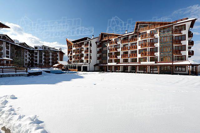 Апартаменты в Банско, Болгария, 60.7 м2 - фото 1