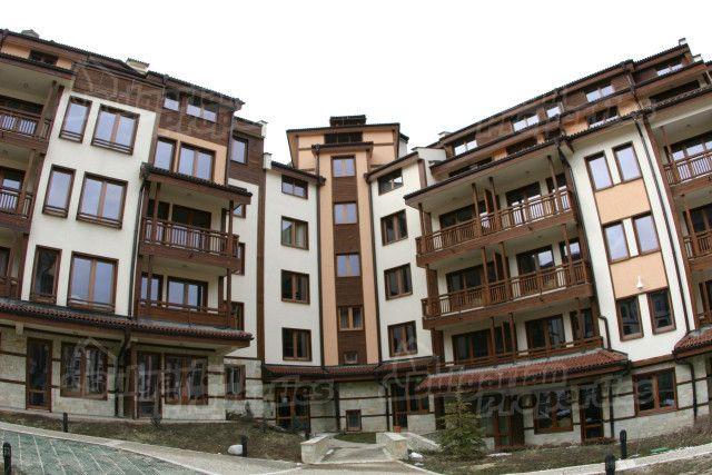 Апартаменты в Банско, Болгария, 102 м2 - фото 1