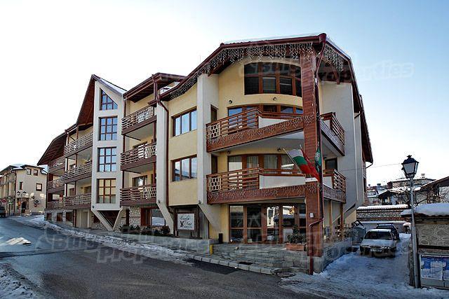 Апартаменты в Банско, Болгария, 64 м2 - фото 1