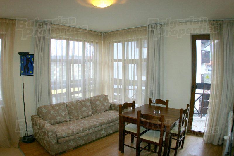 Апартаменты в Банско, Болгария, 50.59 м2 - фото 1