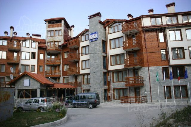 Апартаменты в Банско, Болгария, 43.86 м2 - фото 1