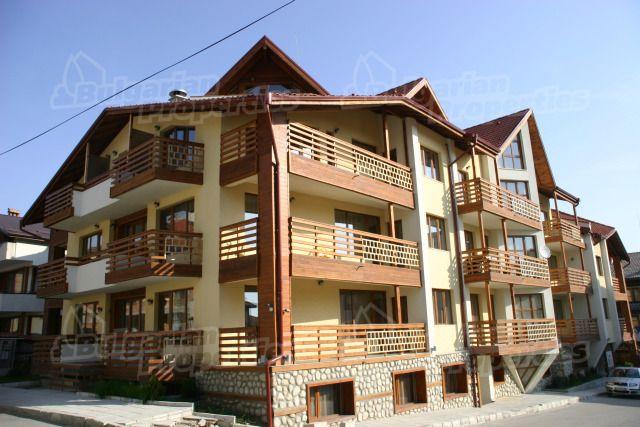 Апартаменты в Банско, Болгария, 52 м2 - фото 1