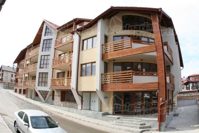 Апартаменты в Банско, Болгария, 66 м2 - фото 1