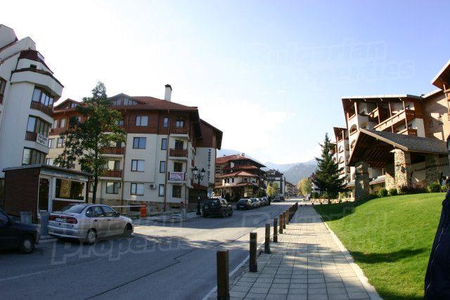 Апартаменты в Банско, Болгария, 34.84 м2 - фото 1