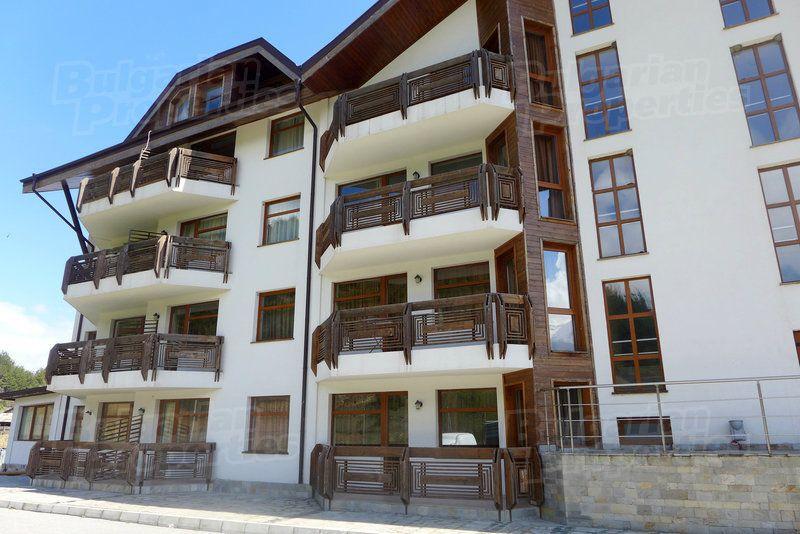 Апартаменты в Банско, Болгария, 56.91 м2 - фото 1