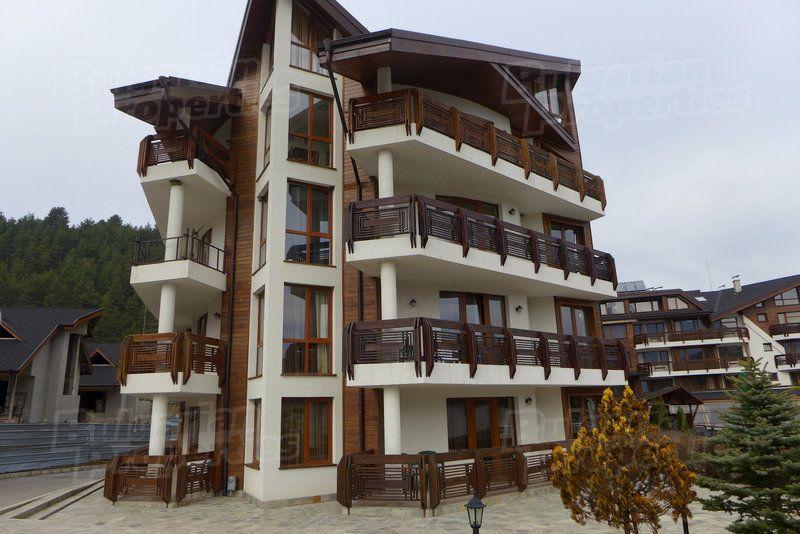Апартаменты в Банско, Болгария, 52.04 м2 - фото 1